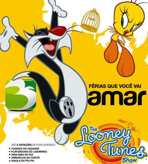 The Looney Tunes Show Esta Nas Ferias Do Beiramar