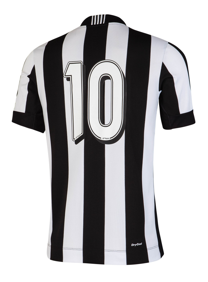 1f1b32b61a3dd Topper apresenta nova camisa do Botafogo