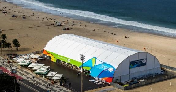 204c524ec Rio 2016 inaugura Megastore em Copacabana