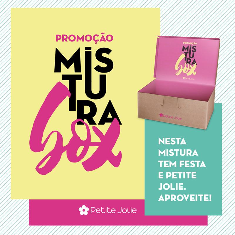 Clientes de todo o Brasil que comprarem produtos da coleção de verão 2017 Petite  Jolie 57d3bbe0d0808