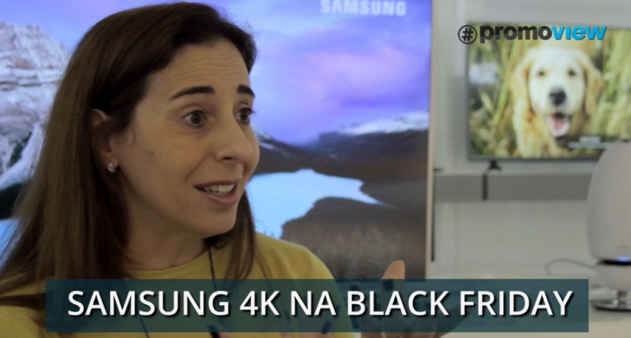 samsung ajuda a escolher a melhor tv 4k na black friday. Black Bedroom Furniture Sets. Home Design Ideas