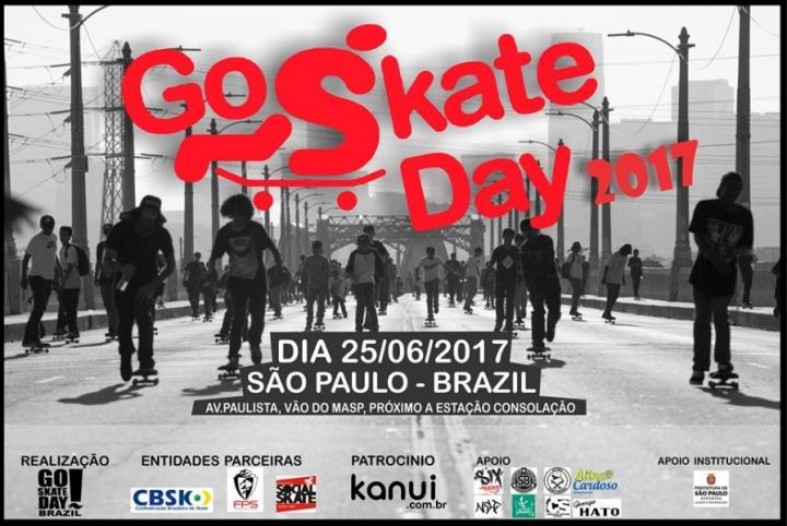 09bfcfbdb8 Kanui patrocina Go Skate São Paulo