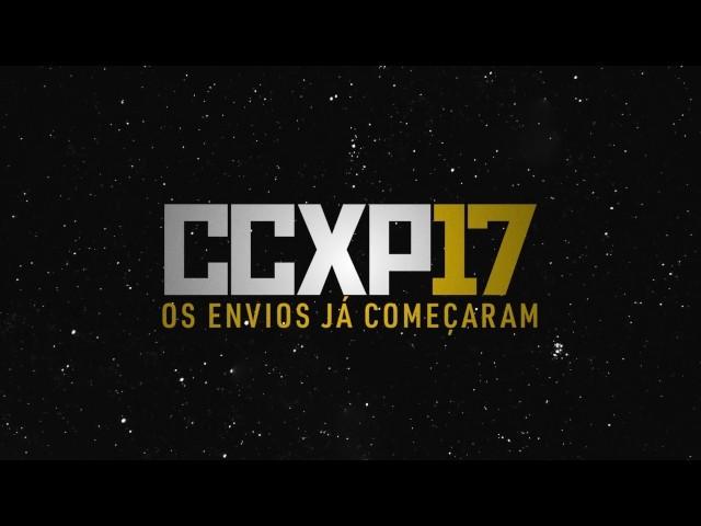 Aumenta expectativa por início da CCXP17