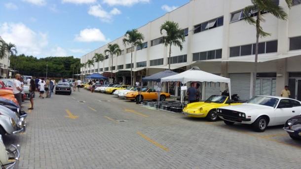 Uptown Barra tem eventos gratuitos de carros