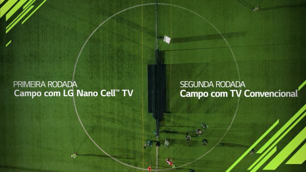 07b3c0212c LG do Brasil apresenta desafio LG NanoCell com Kaká