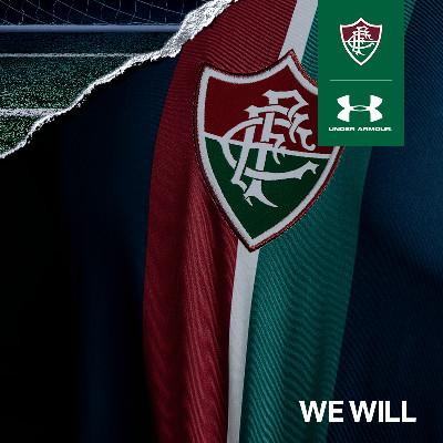 Under Armour e Fluminense apresentam 3º uniforme 234b331a2a7e7