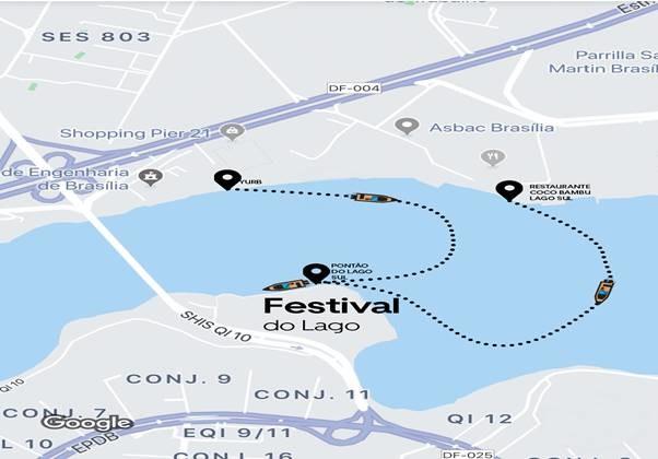 festival do lago uberbarco