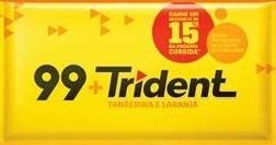 99 trident promoção