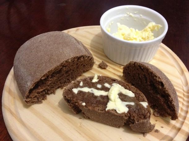 outback pão australiano