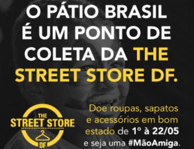 The Street Store pátio brasil