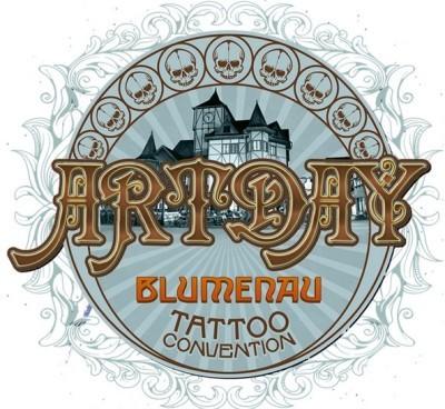 art tattoo day logo