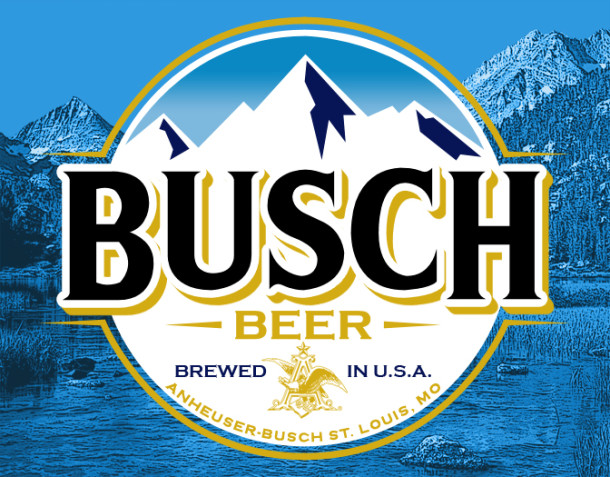 busch beer logo