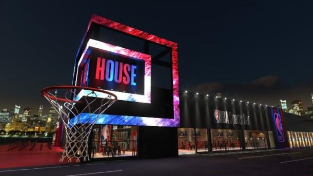 fachada nba house