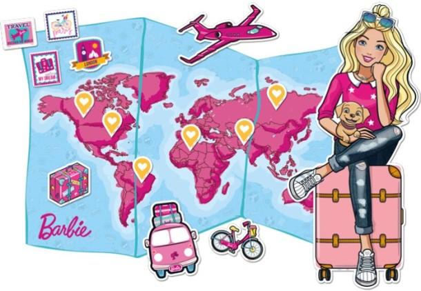 barbie kit festa