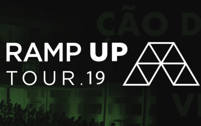 ramp up tour logo
