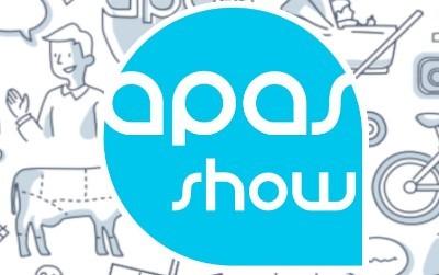 apas show 2019 logo