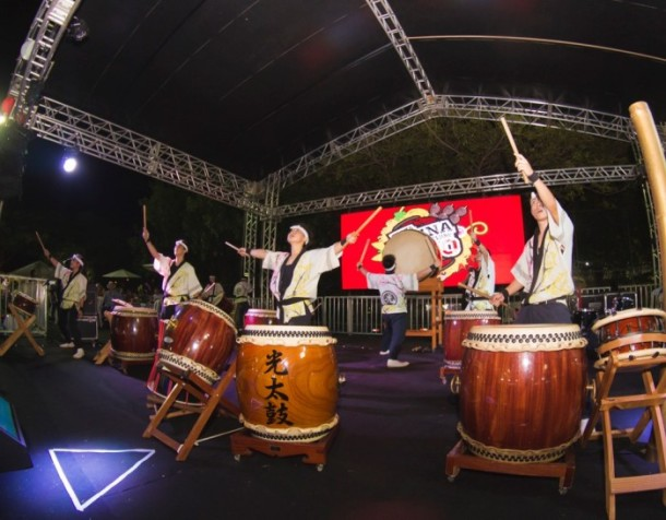 festa nipônica Brasília