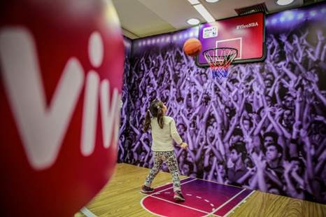 vivo nba house