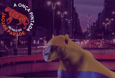 jaguar parade logo