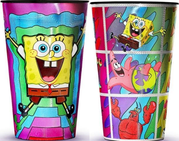 bobs copos bob esponja