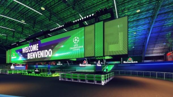 HEINEKEN FINAL UEFA