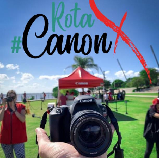 FR7 Promoções e Eventos comanda a Rota Canon X