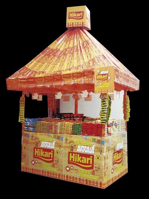 hikari ponto de venda