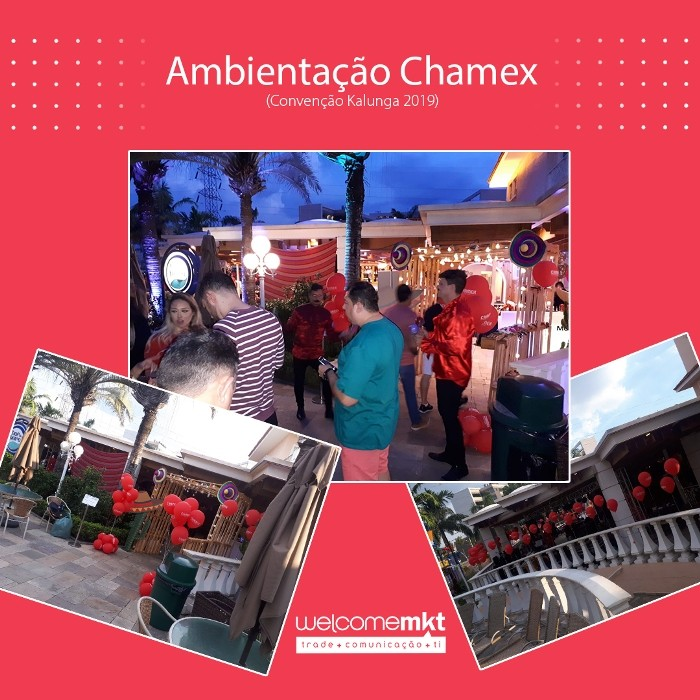 welcome chamex