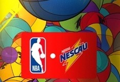 nescau nba house