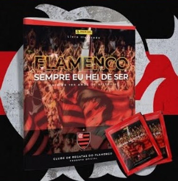 álbum flamengo