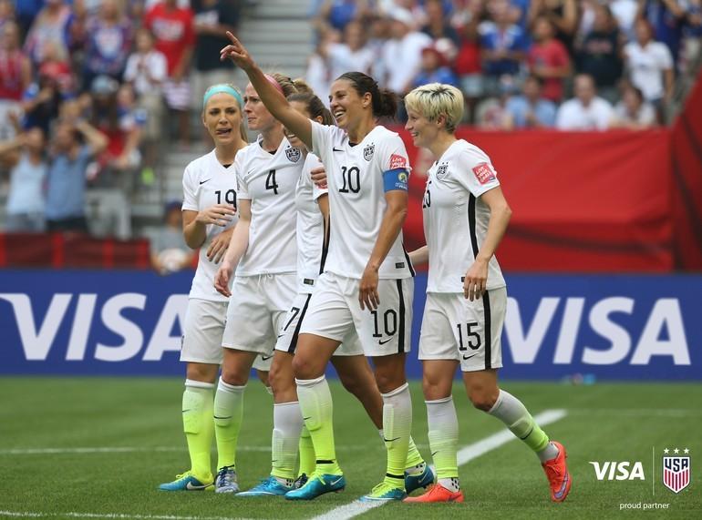 visa futebol feminino