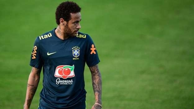 neymar marcas