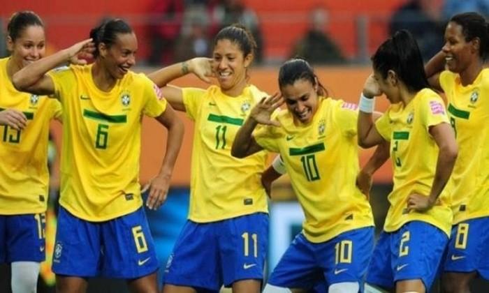 twitter copa do mundo feminino