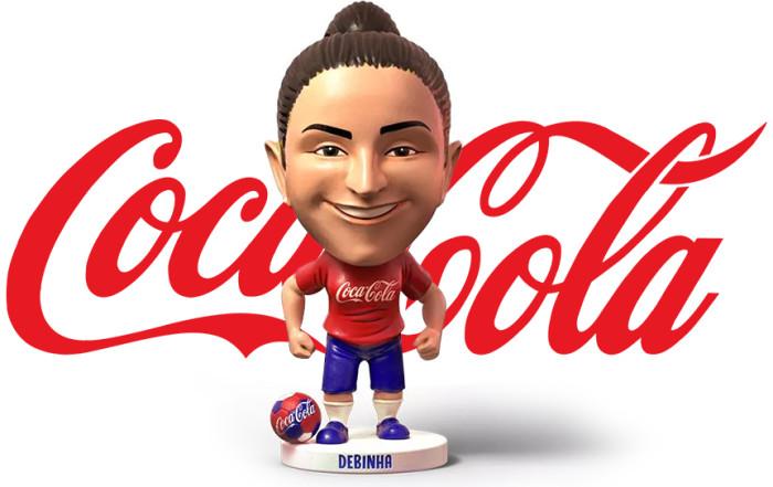 coca-cola minicraque