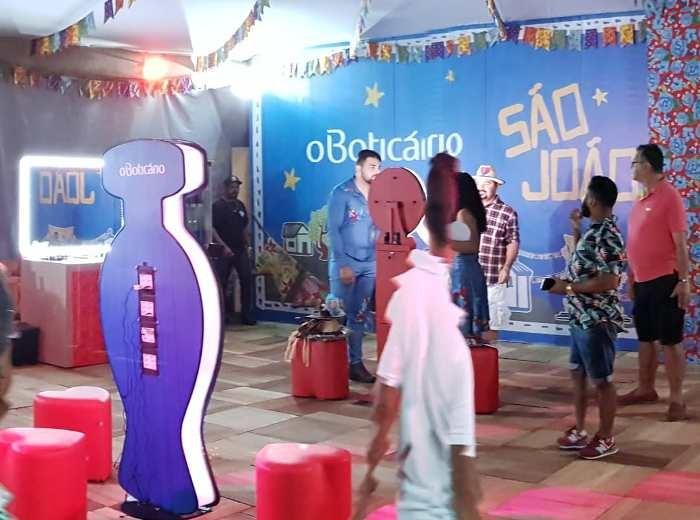 BOTICÁRIO SÃO JOÃO