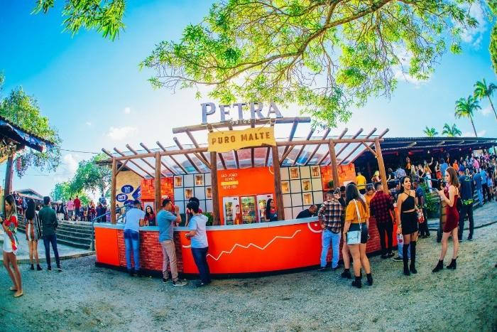 petra faz live marketing