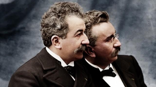 Auguste Marie Louis Nicolas Lumière e Louis Jean Lumière