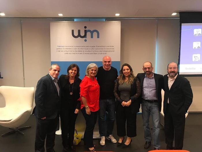 Ronald Nossig, Claudia Toledo, Neide Montesano, Ricardo Lorenzo, Alessandra Parisi, Ronaldo Fragoso e Wilson Ferreira Junior
