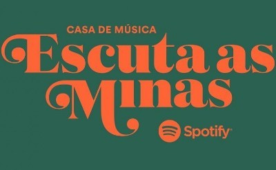 spotify escuta as minas
