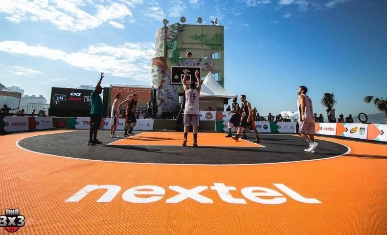 nextel basquete 3x3