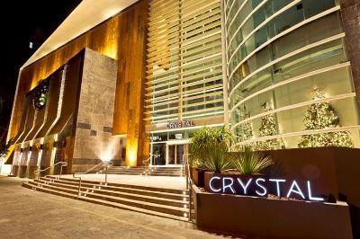 shopping crystal