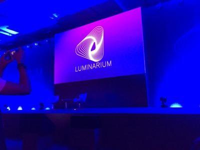 luminarium rj