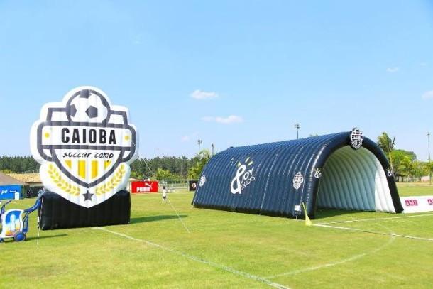 caioba soccer camp
