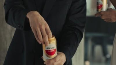 amstel propaganda