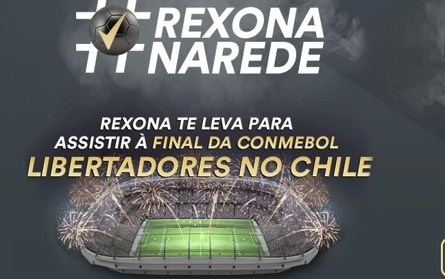 rexona promoção libertadores