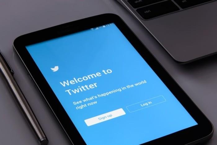 negócios no twitter