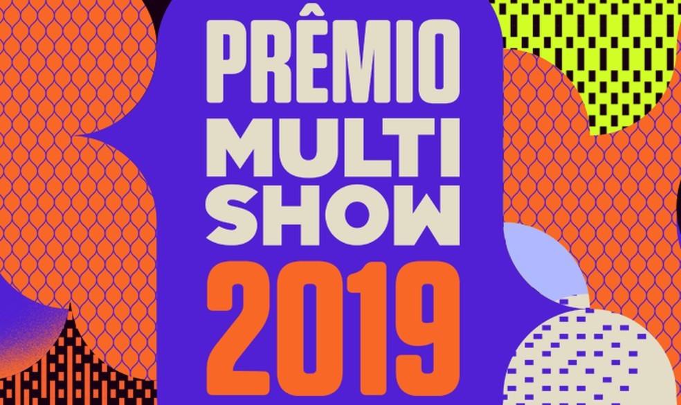 prêmio multishow