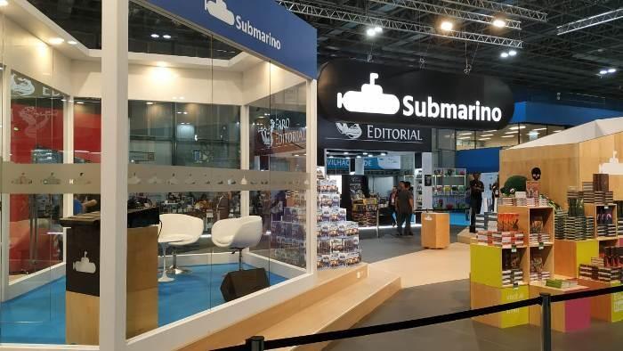 gtm estande submarino