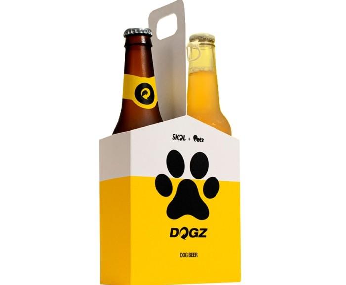 petz cerveja cães