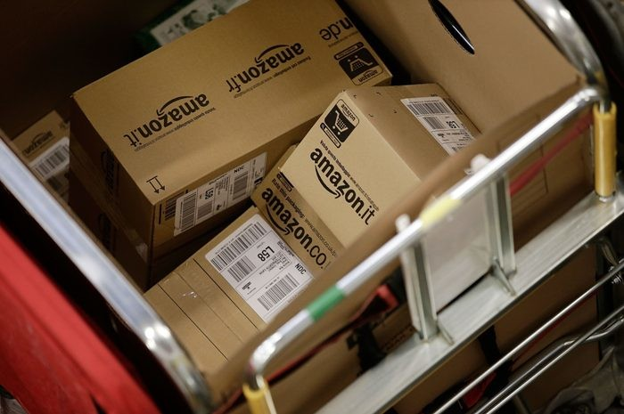 amazon embalagens